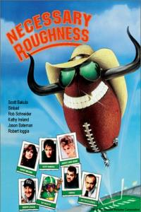 WRP Movie: Necessary Roughness @ Community Room
