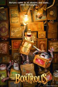 The Boxtrolls Cover